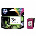 HP - HP 704 COLOR CN692A ORJİNAL KARTUŞ