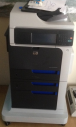 HP - Hp Color Laserjet CM4540 MFP 2.El Servis Garantili