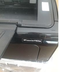 HP P1102W MONO LASER YAZICI WİFİ ÖZELLİKLİ/2.EL